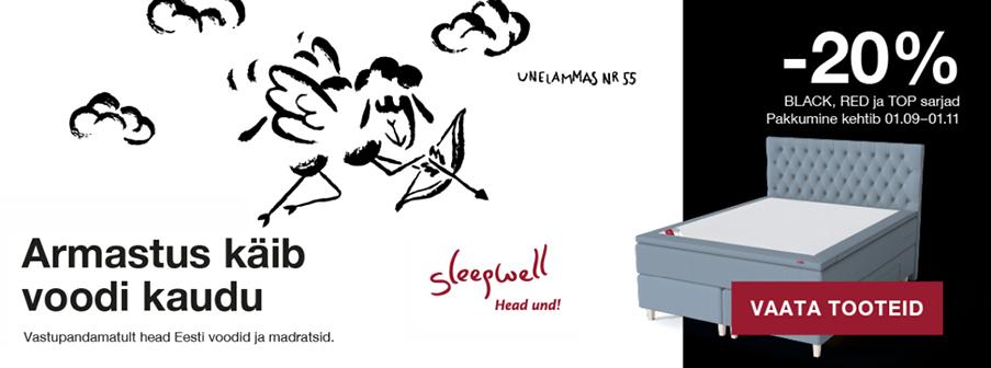 Sleepwell -20%