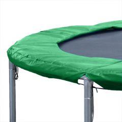 Turvaäär 366cm batuudile, roheline