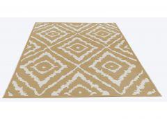 Vaip Garden Pattern, 70x120, 850 kollane