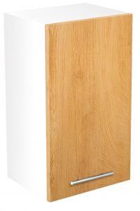 Köögi seinakapp, Vento G-40/72, 40x30xK72 cm, dąb miodowy
